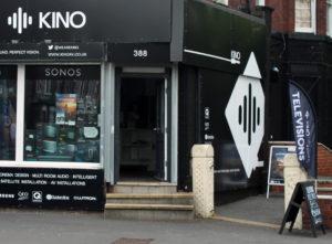 Shop Local Kino AV Chorlton small business
