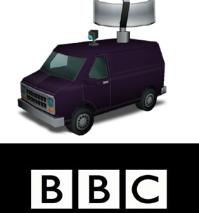 BBC iPlayer Van